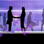 Negocios en movimiento
